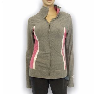 Gilly Hicks  work out jacket